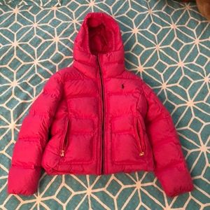 Cozy Ralph Lauren kids jacket good condition!!